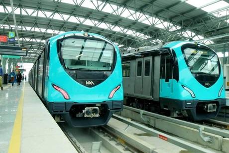 Platinum Green certification awarded for Kochi Metro stations