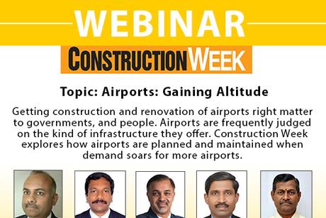 Webinar II - Airports: Construction & Renovation