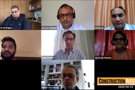 Construction Week speaks to real estate developers on making a come back | WEBINAR