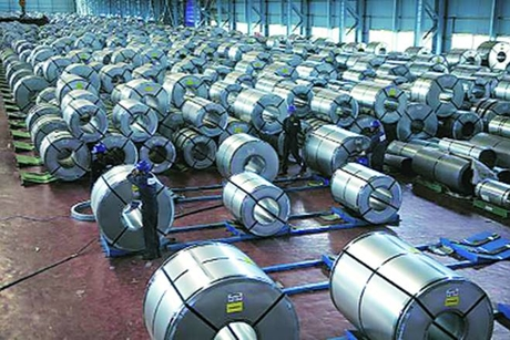 CII suggests measures to revive growth of steel industry