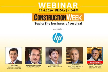 Webinar III - Building a future | Construction Week