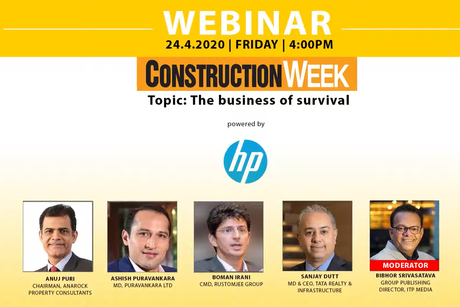 Webinar III - Building a future | Construction Week