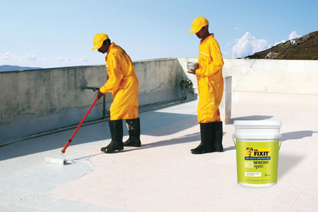 Dr Fixit's initiative to support contractors during critical pre-monsoon waterproofing of buildings amid COVID-19'