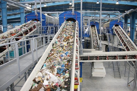 Largest solid waste processing plant commissioned in Chhattisgarh