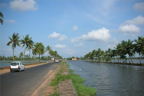 Tender floated for upgradation of Alappuzha-Changanassery road