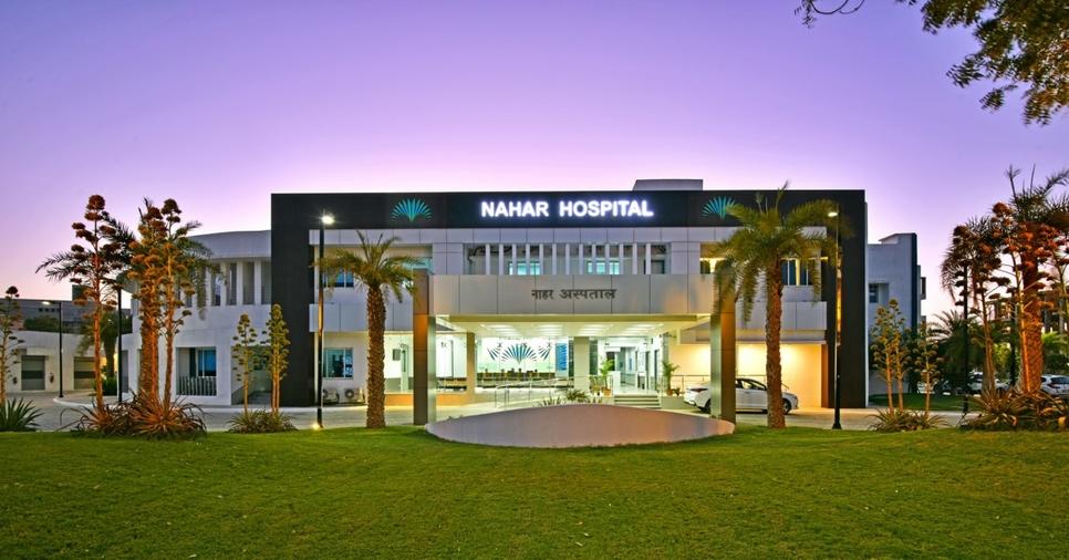 Affordable, Bhinmal, Healthcare, Hospital, Matoshree Charitable Hospital, Multispeciality, Nahar Group, Rajasthan, SB Nahar Charitable Trust, Sukhraj Nahar, News