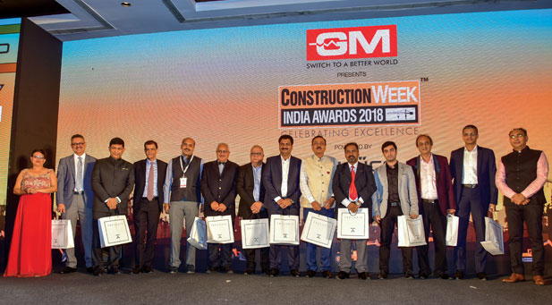 Cover Story, Constructionweek Awards