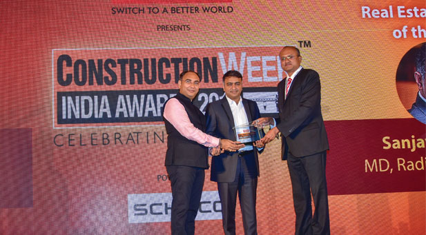 Features, Constructionweek Awards