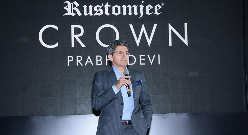 Boman Irani, Crown, Hafeez Contractor, HDFC, Larsen & Toubro, LCO, Luxury, Mumbai, PIA Interiors, Prabhadevi, Project, Rustomjee, News