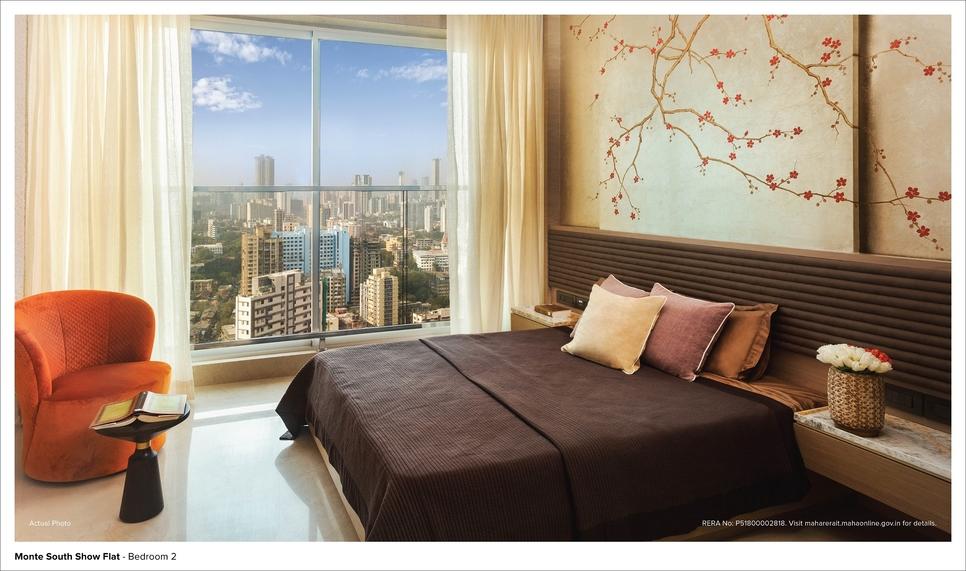 Marathon Realty, Adani Realty, Mayur Shah, Monte South, South Bombay, High-rises