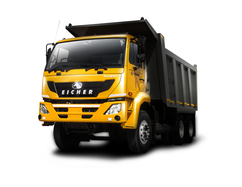 Eicher currently operates in Africa with a robust portfolio.