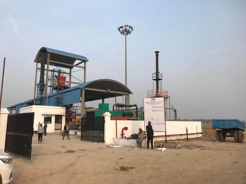 NTPC, Power generation, PPA, Varanasi, Gasification, Solid waste