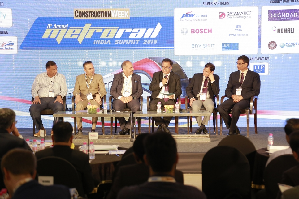 The conference included panel discussions between key decision makers.