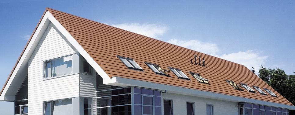 Wienerberger, Roofing, Tondach, Koramic, Terracotta, Koraroll, Koraflex, Roof tiles, Vienna, Monnanda Appaiah