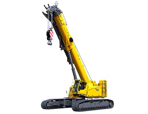 Manitowoc, Crawler crane, Hydraulic crawler, Telescopic crawler cranes, JJ Grace, Tunnel construction, Bauma Munich