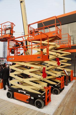 Bauma Munich, JLG, Stockpicker, Material handling, Oshkosh Corporation, France, Jan-Willem van Wier, Forklifts