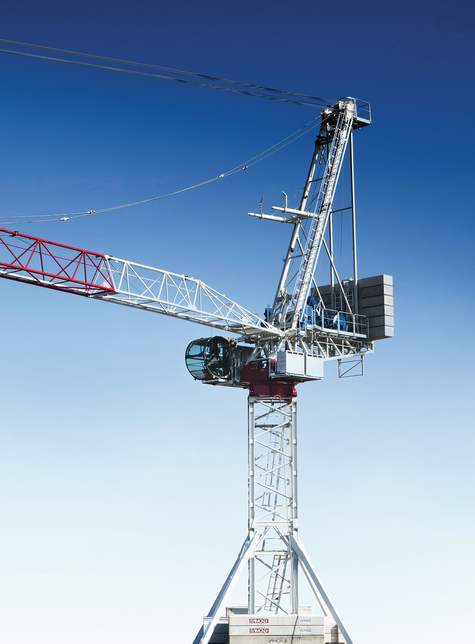 Bauma Munich, Raimondi, Cranes, Luffing crane, Hydraulic luffing, Tower crane, Domenico Ciano, Mauro Masetti
