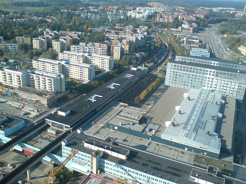 Sweden, Smart city, Department of Science and Technology, Vinnova, Klas Molin, Volvo, Ericsson, Triple helix
