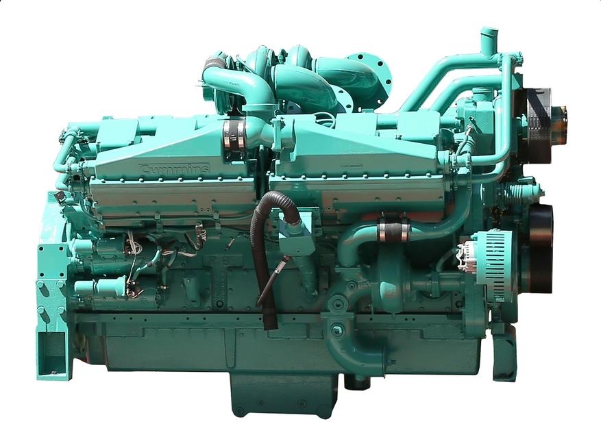 Cummins, Diesel generators, X2.7