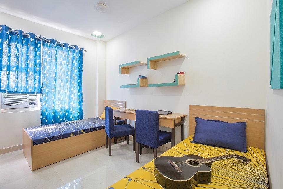 Stanza Living, Bengaluru, Stanza Social, Stanza Springboard, Anindya Dutta, Sandeep Dalmia