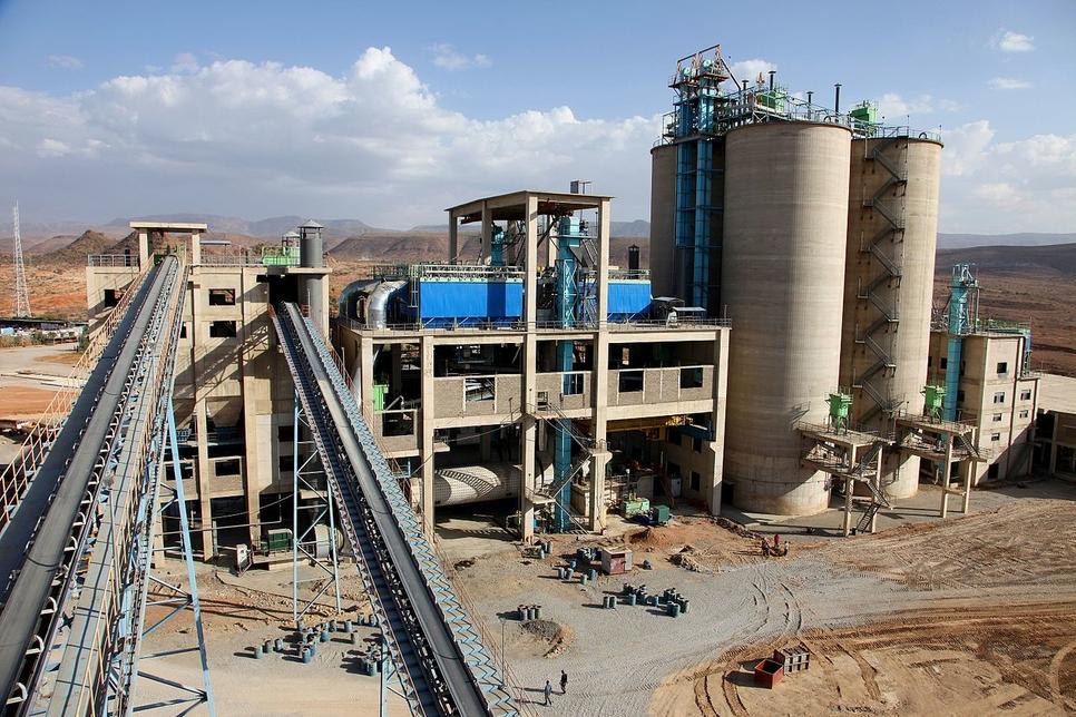 UltraTech Cement, Cement, Uttar Pradesh, Grinding unit, Bara, Manufacturing cement
