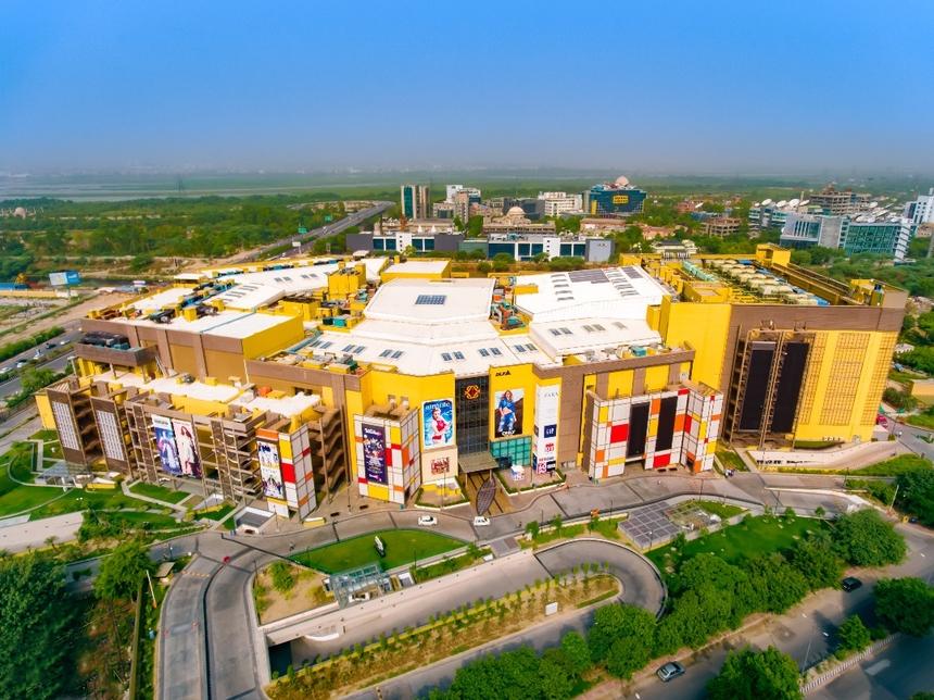 DLF, GIC, Shopping mall, Gurugram, Retail, Down Town, Cyber Park, DCCDL
