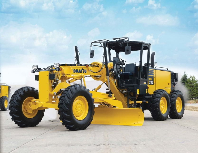 Demand for motor graders and excavators are on the rise with increasing infrastructure projects.
