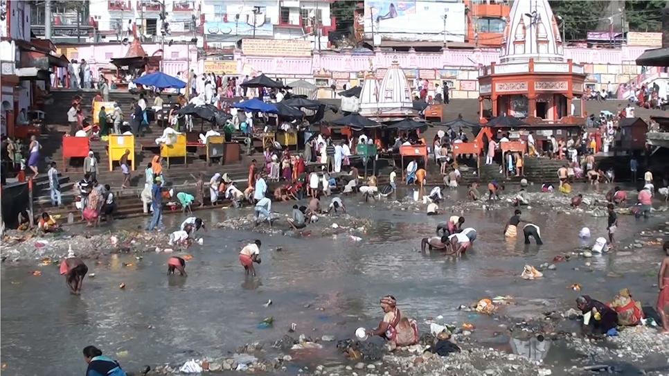 Chennai, Water technology services provider, VA TECH WABAG, Bihar, Sewage treatment plants, Sewerage networks, Clean Ganga river, Digha, Kankarbagh, Patna, Design, Build and Operate, BUIDCO, World Bank, NMCG, Varadarajan S