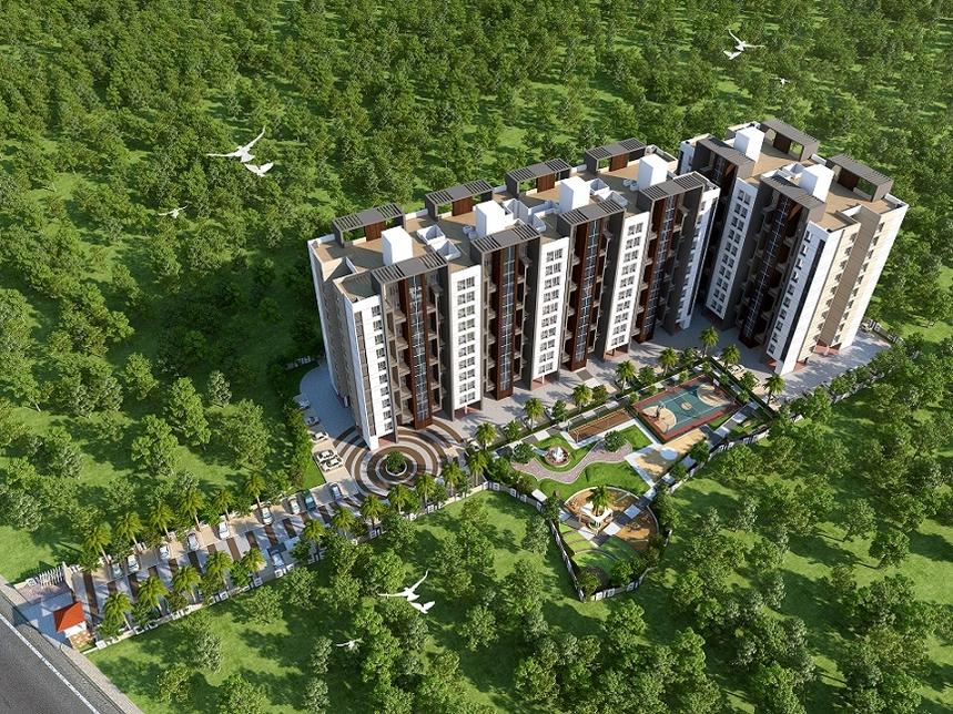 Kallyaanee Fortune Group, Excellaa, Real estate, Kishore Jain, Nilesh Agarwal, Mitesh Jain, Sanjay Agarwal, Mumbai, Pune