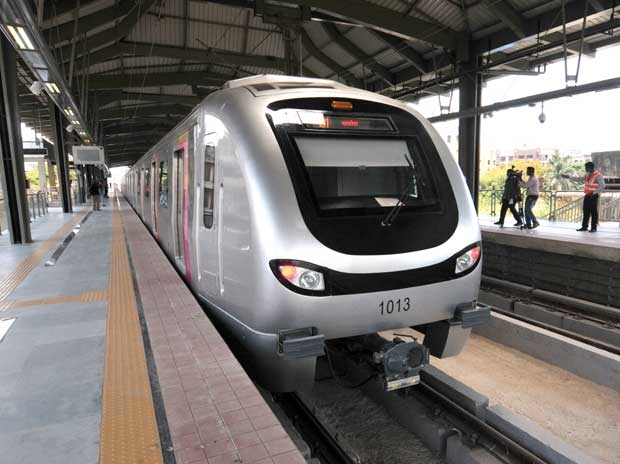 MMRDA, Metro project, RA Rajeev, KfW, Germany, Funding infra projects, Mumbai Metro