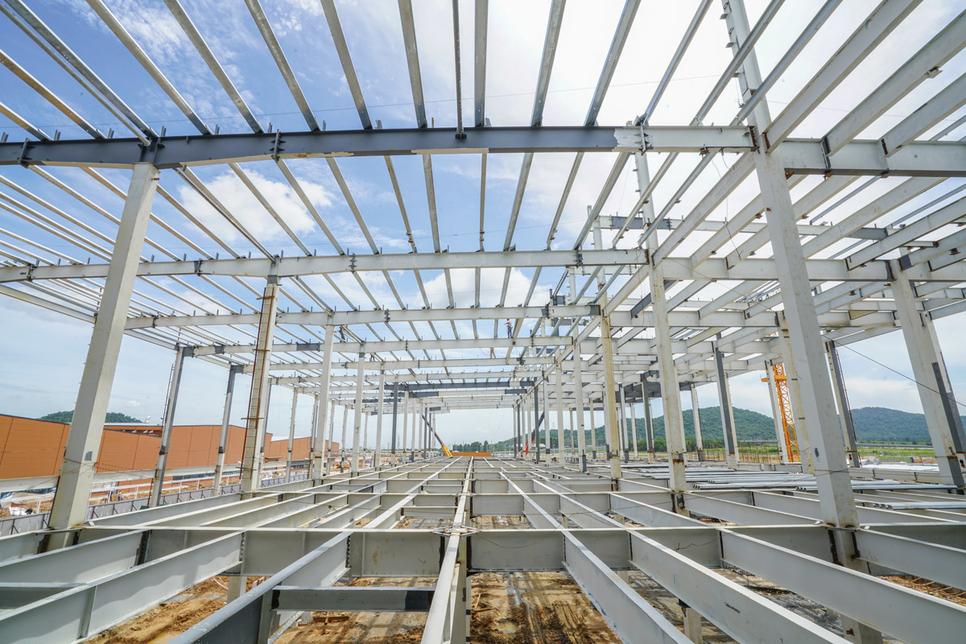 Pre-engineered buildings, PEB, Everest Industries, Kirby Building Solutions, D Raju, S Krishnakumar, Pragun Khaitan, Jindal Aluminium