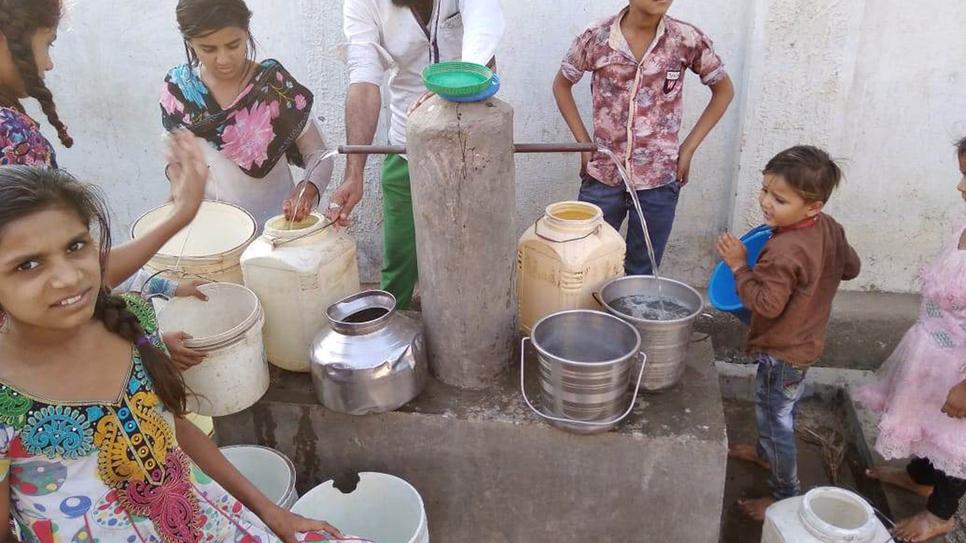 SPML Infra, Sustainable water infrastructure, Nal Se Jal, Safe drinking water, Recharge aquifers, Mizoram, Saurashtra-Narmada Avtaran Irrigation Project, SAUNI Yojana, Gujarat, Delhi, Pune, Karnataka, Subhash Sethi, Jal Shakti Ministry, Jal Jeevan Mission