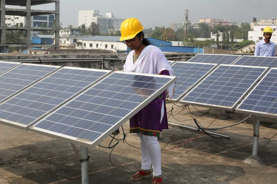 National Institute of Solar Energy, NISE, United Nations Industrial Development Organisation, UNIDO, Skill development, Solar energy, MNRE, GEF, Concentrated Solar Thermal Energy Technologies