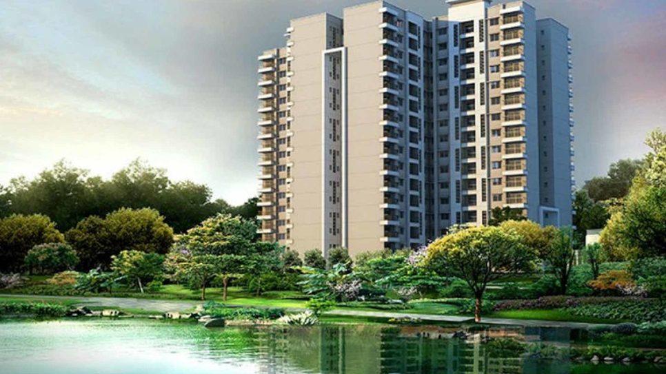 SOBHA, SOBHA Dream Heights, Gujarat International Finance Tec-City, GIFT City, Smart city, International Financial Services Centre, Gujarat, JC Sharma, Tapan Ray, Sabarmati River, Ahmedabad, Gandhinagar, District cooling system, Automated waste collection