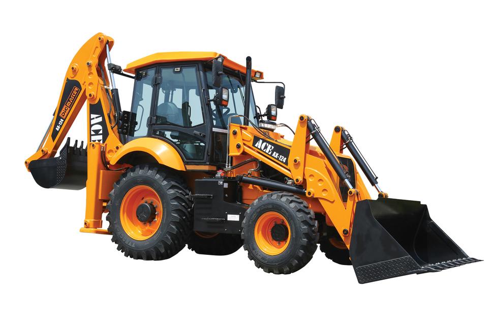 Backhoe loaders, Jasmeet Singh, Manish handa, Action Construction Equipment, JCB India, Ajay Aneja, CASE India, Construction equipment