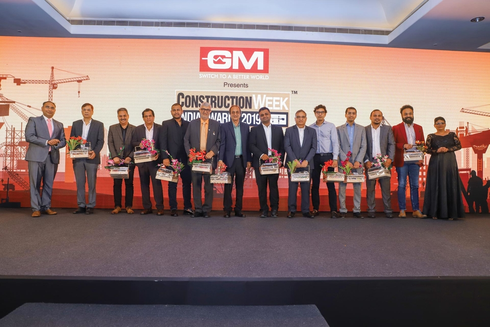 Felicitation of the Grand Jury at the Awards.