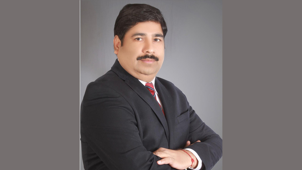 Vivek Dwivedi, Schindler India