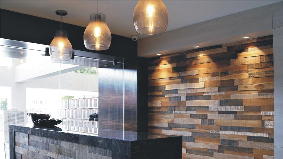 Span Floors, Satinder Chawla, Teak wall panels, Natural teak, Kitchens
