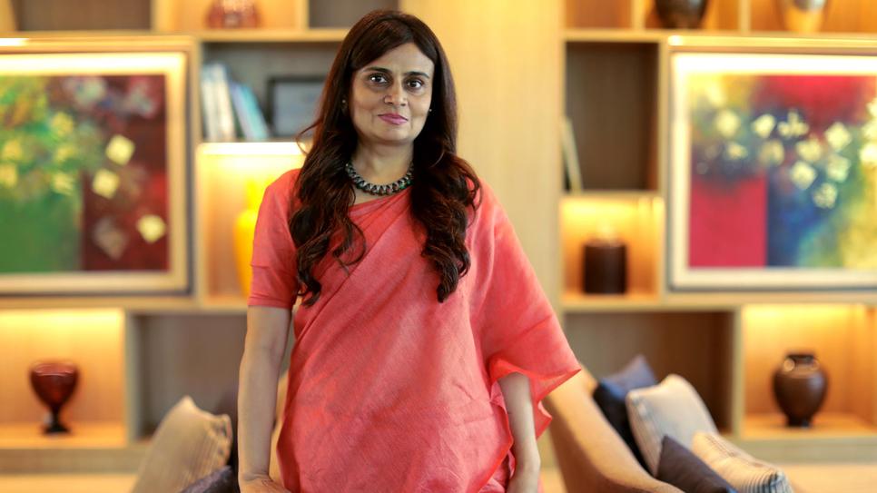 Ms. Urvi Aradhya - CHRO - K Raheja Corp