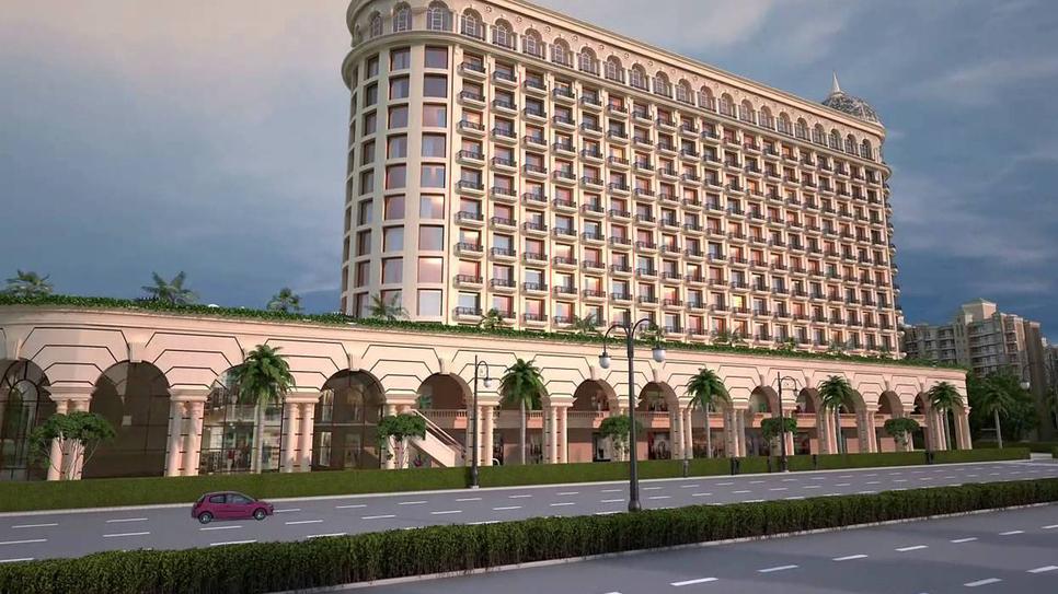 Omaxe, Omaxe project, Commercial project, North Delhi Municipal Corporation, Private equity firms, Delhi, Chandni Chowk, Public private partnership