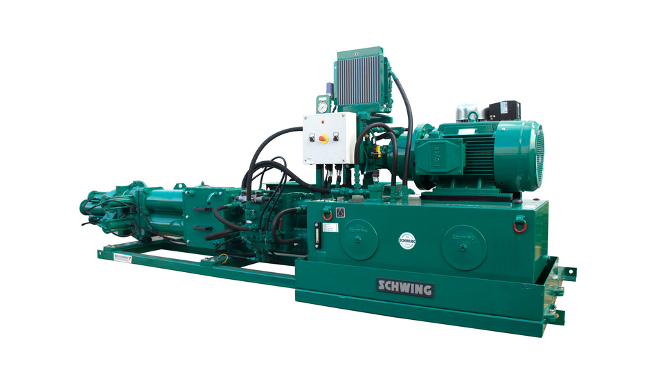 Schwing Stetter India, IFAT Expo 2019, Trade fair, Smartec sludge pump, Industrial equipment, Muck pumps, Water & wastewater treatment market, Mineral, Petrochemical, Food processing, Thermal power, Swachh Bharat Abhiyan, VG Sakthikumar