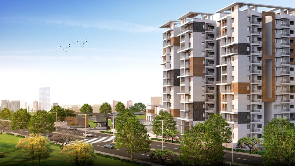 Honer Homes, Honer Aquantis, Hyderabad, Telangana, Honer Vivantis, Gated community, Gopanpally, Pre-certified green project, Gachibowli, Hitec City, Gopanpally, IT Hub