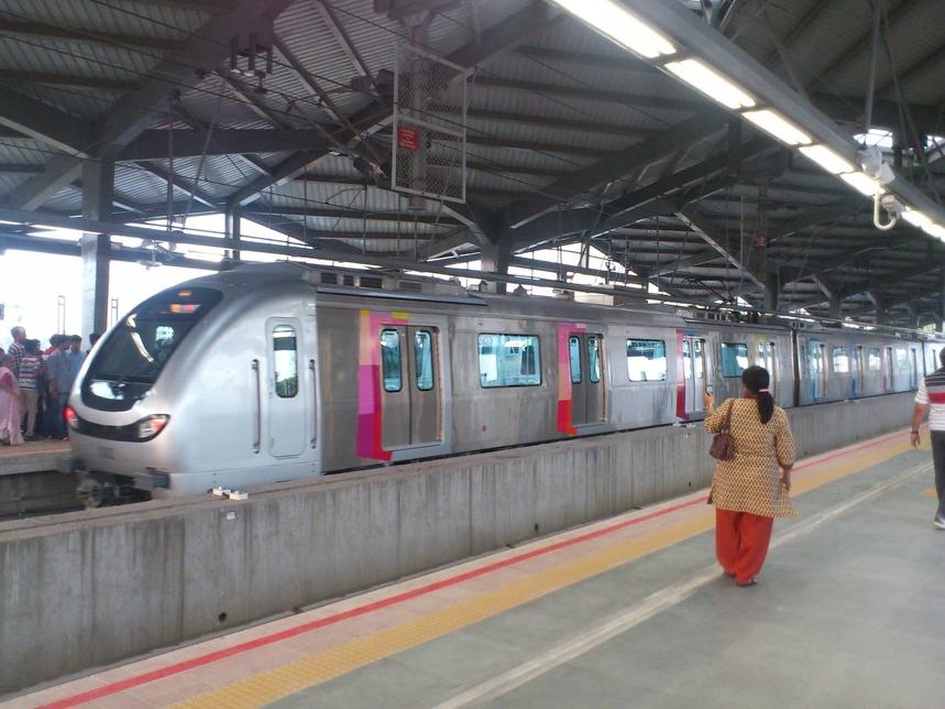MMRCL, Dahisar, Mumbai, Mumbai Metropolitan Region Development Authority, MMRDA, Andheri, Bandra Kurla Complex