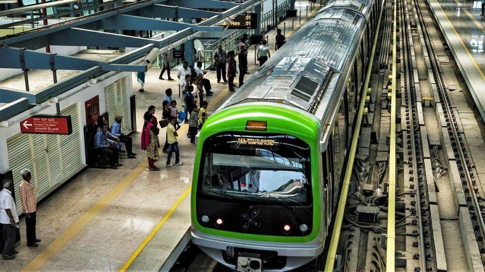 Bengaluru Suburban Rail project, Railway Board, Cabinet Committee on Economic Affairs, Karnataka Rail Infrastructure Development Company, RITES, Kempegowda International Airport, Bengaluru
