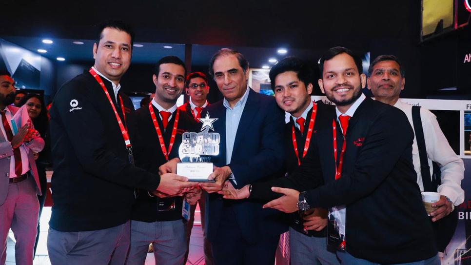 Schindler India, Grand Stand Platinum Winner, Hafeez Contractor, Acetech 2019, Architect Hafeez Contractor, ACETECH