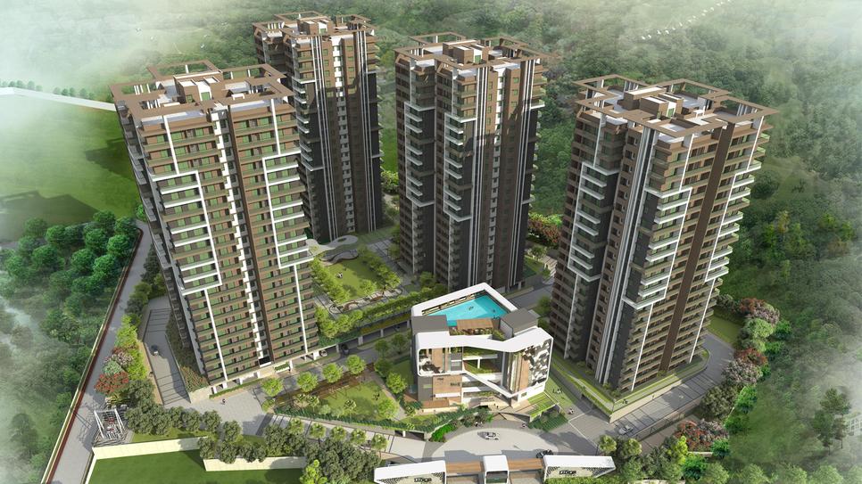 Aparna Constructions and Estates, Hyderabad, Aparna Luxor Park, Hitec City, Kondapur, Rakesh Reddy, Bengaluru, Sustainability