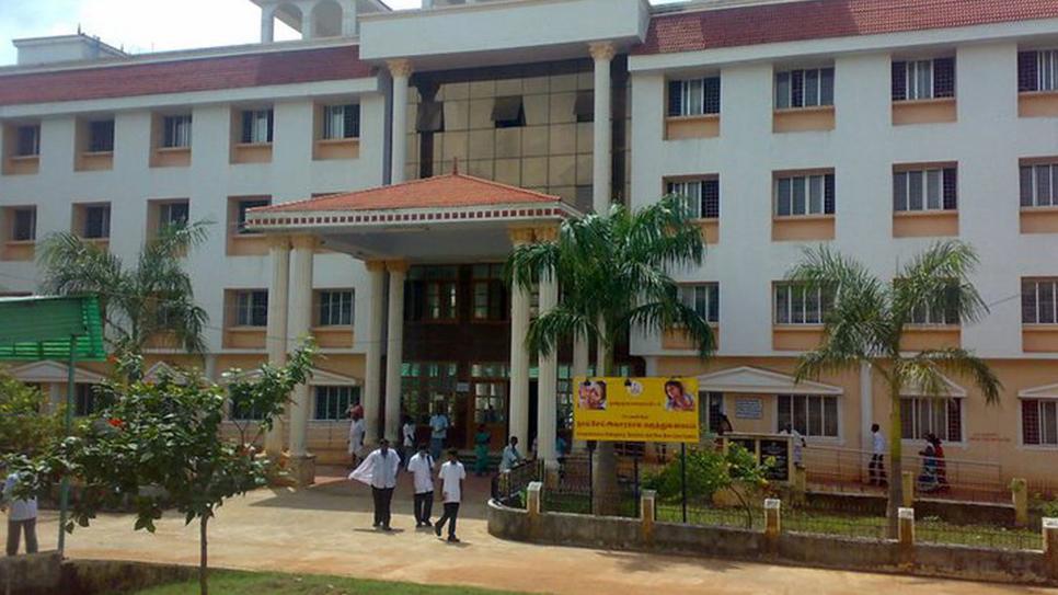 Tamil Nadu, Medical colleges, Dindigul, Namakkal, Ramanathapuram, Virudhunagar, The Nilgiris, Tiruppur, Government medical colleges, Kooraikoondu, Udhagamandalam