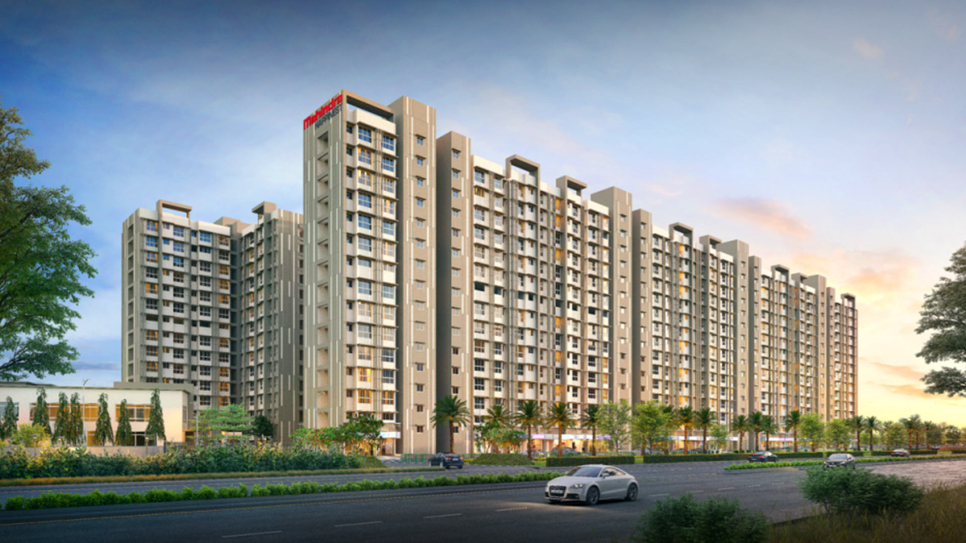 Mahindra Happinest Developers, Mahindra Happinest, Mahindra Lifespace Developers, MLDL, HDFC Capital Affordable Real Estate Fund-1, HDFC Capital, Affordable housing, Live Smile and Prosper, Happinest Kalyan, Bhiwandi-Kalyan Corridor, MahaRERA, Arvind Subramanian, Rajnouli metro station, Delhi-Mumbai Industrial Corridor, MySeries, Indian Green Building Council