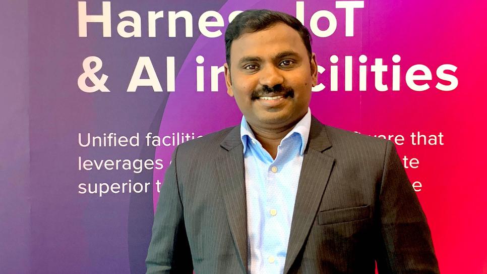 Prabhu Ramachandran, CEO & Co-Founder of Facilio