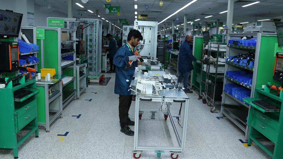 Schneider Electric, Bengaluru, EcoStruxure, Make in India, Smart Factory, Hyderabad, Industry 4.0